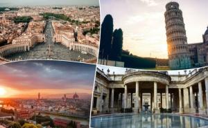 Екскурзия до Рим, Монтекатини Терме, Флоренция, Пиза и Болония, Италия!. 4 Нощувки на човек със Закуски + Транспорт от Та Холидей Бг Тур