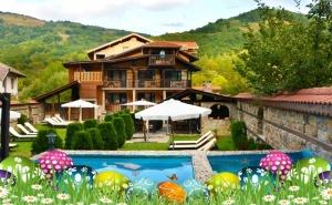 Великден в Рибарица! 4 нощувки на човек със закуски, обеди и вечери + празничен обяд от Семеен хотел Къщата***