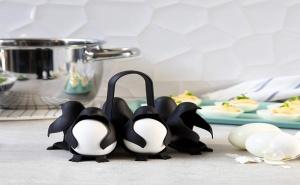Форми за Варене на Яйца - Пингвини