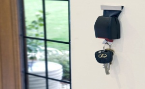 Поставка за Ключове за Стена - Колан за Кола