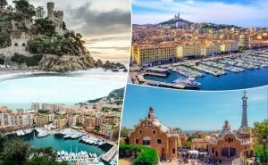 Майска Екскурзия до Италия, Монако, Франция и Испания!. 6 Нощувки на човек със Закуски + Транспорт от Та Холидей Бг Тур