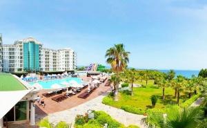 Ранни Записвания за Лято 2020 в <em>Дидим</em>, Турция! 5 Нощувки на човек на База All Inclusive - 24 Часа + 2 Басейна от Хотел Didim Beach Elegance. Дете до 12.99Г. - Безплатно