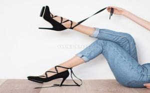 Силиконови Гел Подложки за Обувки Комплект от 6 Броя