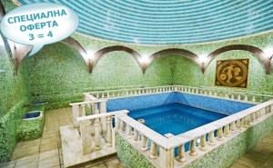 3=4 нощувки на човек със закуски и вечери + СПА и минерален басейн в Комплекс Рим, Велинград