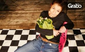МонИспектакъл на МонИка Митева Момиче за всичко - на 12 Март