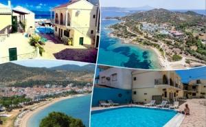 Майски Празници в Халкидики, Гърция! 3 Нощувки на човек със Закуски, Вечери + Транспорт от  Та Албатрос Турс