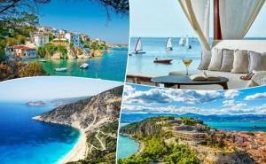 Майски Празници на о. Скиатос, Гърция! 3 Нощувки на човек със Закуски, Вечери  + Транспорт от  Та Албатрос Турс