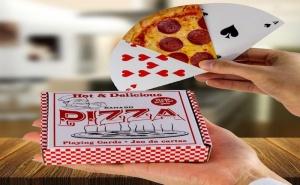 Карти за Игра - Парчета Пица