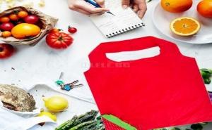 Сгъваема Чанта за Пазаруване Плодче