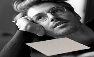 Микрофибърна Кърпичка за Почистване на Очила