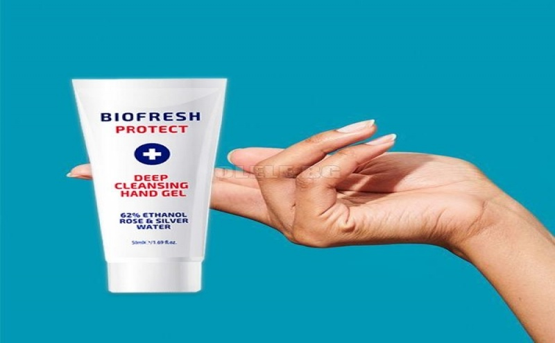 Aнтибактериален Гел за Ръце Biofresh Protect