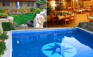 Лято в <em>Арбанаси</em>! 1, 3 или 5 Нощувки на човек със Закуски и Вечери + Басейн от Хотел Перла