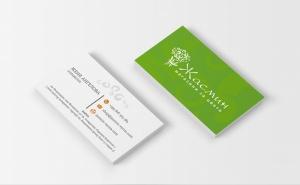 100, 500 или 1000 броя двустранни визитки от Уеб Дизайнс