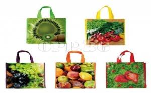 Еко Чанта за Пазаруване за Многократна Употреба с Принт