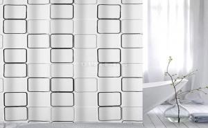 Бяла Завеса за Баня на Квадрати