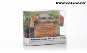 Безжични Слушалки Smartpods W Wood Innovagoods