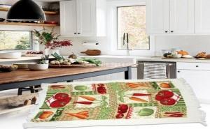 Кухненска Кърпа Зеленчуци