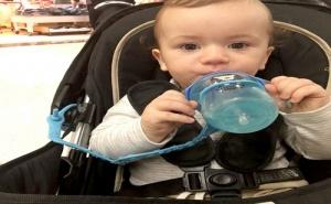 Силиконова Връзка за Детска Чаша Cup Catcher