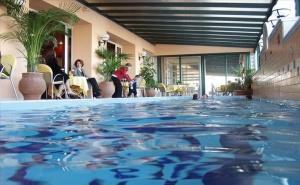 5 Дни за Двама със Закуска и Вечеря през Септември в Platon Beach Hotel