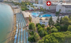 4* Ultra All Inclusive Късно лято в хотел Lonicera World, Анталия