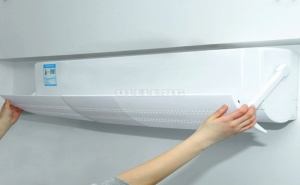 Дефлектор за Климатик за Регулиране на Въздушния Поток
