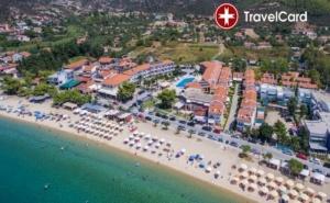 3* Морско лято в хотел Toroni Blue Sea, Гърция