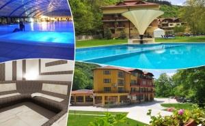 Лято в Огняново! 3, 5 или 7 Нощувки за Двама или Трима  със Закуски + Минерален Басейн от Хотел Делта