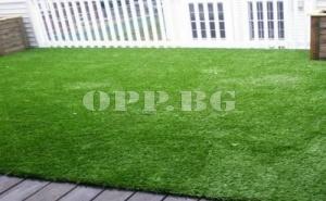 Изкуствена Зелена Трева (1Х2 Метра)
