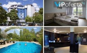 Еднодневен Пакет в Двойна Стая или Апартамент в Stayinn Sapphire Hotel & Apartments, <em>Слънчев бряг</em>