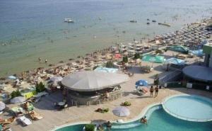 Ultra All Inclusive Почивка на Брега на Плажа в Несебър, в Хотел Арсена с Чадър и Шезлонг на Плажа и Басейна /14.09.-20.09.2020/