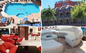 2 или 3 нощувки на човек в хотел Тия Мария***, Слънчев бряг
