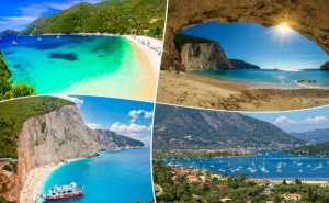 Почивка на Остров <em>Лефкада</em>, Гърция! 3 Нощувки на човек със Закуски и Вечери*  + Транспорт от Та Далла Турс