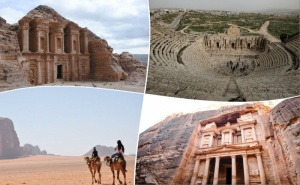 Екскурзия до Йордания 2020 на Топ Цена! Транспорт + 3 Нощувки на човек със Закуски  от Та Далла Турс