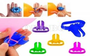 Уред за Връзване на Балони на Ръка
