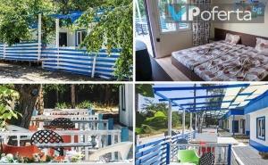 Еднодневен Пакет в Самостоятелно Бунгало през Цялото Лято от Бунгала Към Хотелски Комплекс Рай