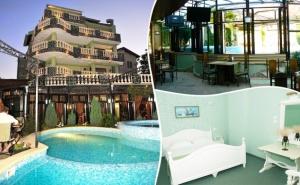 Лято 2020г. в хотел Боряна, кв.Крайморие, Бургас! Нощувка на човек + басейн