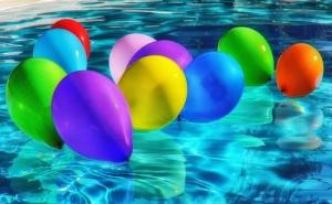 2 часа детски рожден ден за до 10 деца + меню и ползване на басейн от хотел Боряна, кв. Крайморие в Бургас!