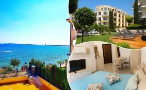 2 Нощувки на човек в Студио или Едноспален Апартамент на Плажа в <em>Свети Влас</em> от Апартментен Комплекс Хоризонт