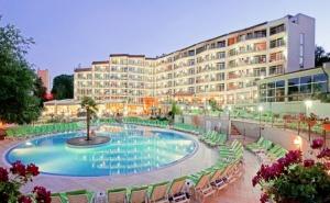 Last Minute за 11 - 20 Юли! All Inclusive Нощувка на човек + Басейн в Хотел в Хотел Мадара****, Златни Пясъци