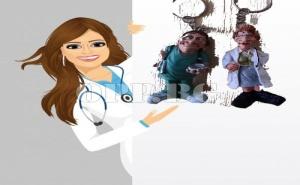 Оригинален Ключодържател за Най Добрият Доктор или Докторка