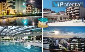 Еднодневен пакет в апартамент с една или две спални в Комплекс Long Beach Resort and SPA Kelara 5*