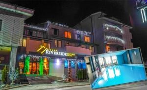 Нощувка на човек със Закуска + Басейн и Релакс Пакет в Хотел Ривърсайд**** , <em>Банско</em>. Плащаш 6 Нощувки, Получаваш 7
