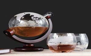 Декантер с Чаши – Глобус