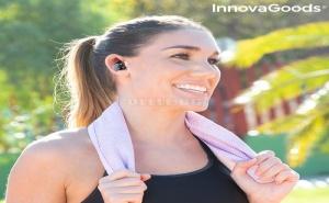 Безжични Слушалки с Магнитно Зареждане Ebeats Innovagoods