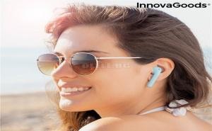 Безжични Слушалки с Магнитно Зареждане Novapods Innovagoods