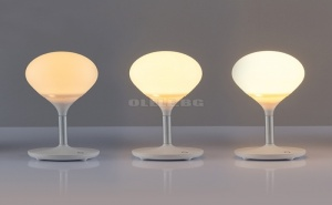 Презареждаща се Силиконова Настолна Лампа с Usb (4 Led)