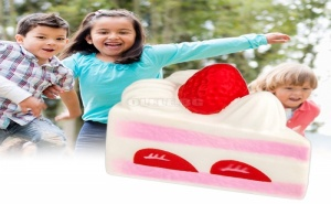 Скуиши Ягодова Торта