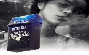Калъф за Цигарена Кутия от Изкуствена Кожа Mermaid