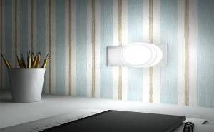 Комплект 3 броя нощни лампички със сензор