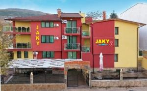 Нощувка за Двама, Трима или Четирима със Закуска и Вечеря + 2 Басейна и Релакс Център в Хотел Жаки, Кранево